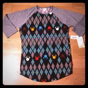 Lularoe Disney Randy shirt sz Small